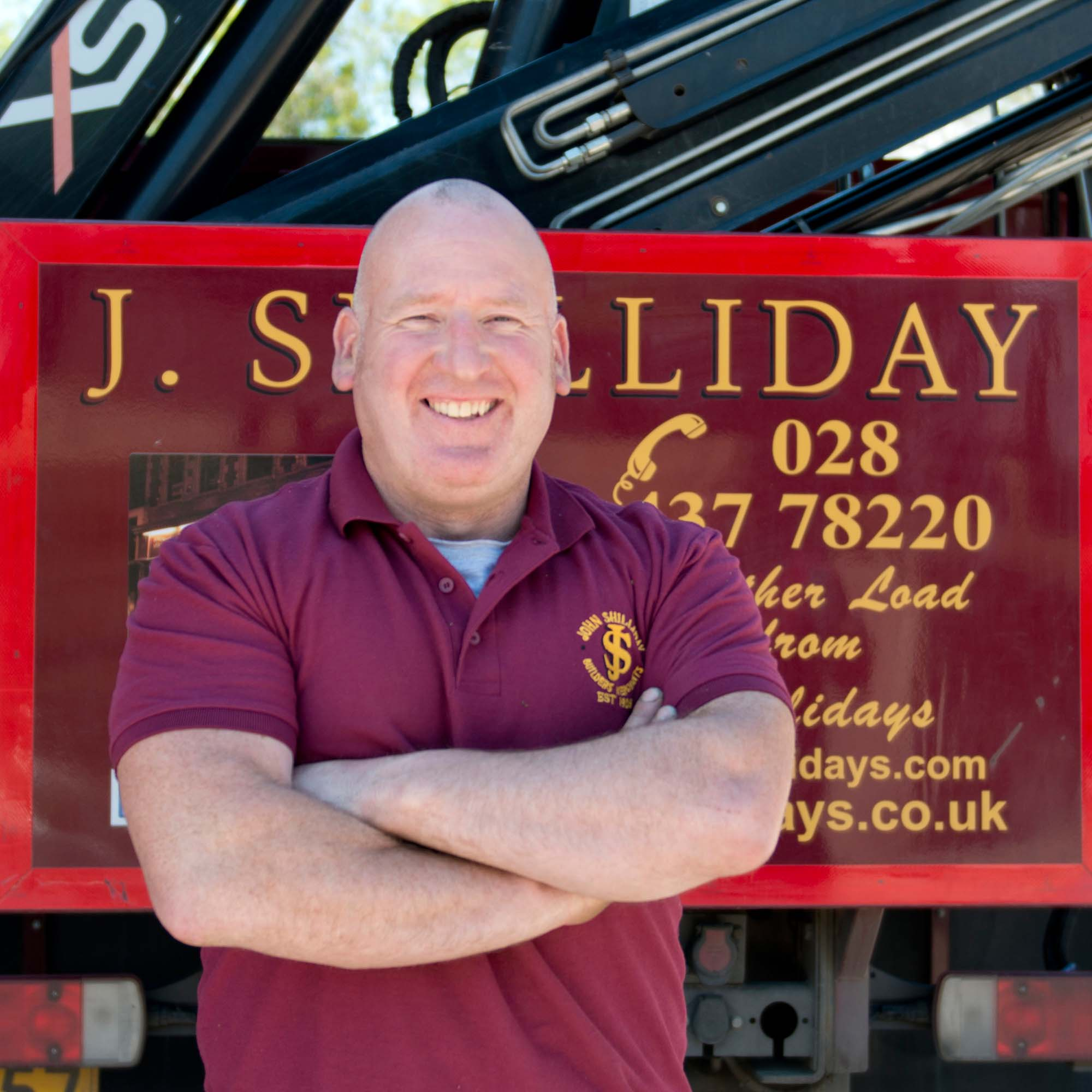 Lorry Driver - Paul Smylie