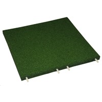 Rubberlok  Green Safety Tile