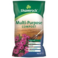 Shamrock  Multi-Purpose Compost - 75 Litres