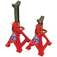 Faithfull  Quick Release Axle Stands - Twin Pack