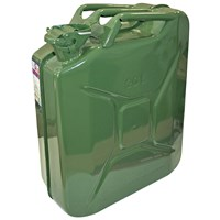 Faithfull  Green Jerry Can - 20 Litre
