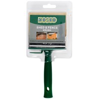 Dosco  Shed & Fence Paint Brush