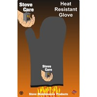 Stove Care  Heat Resistant Glove
