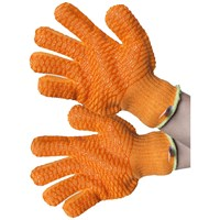 Bodyworks  Criss Cross Gloves - Orange