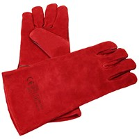 Bodyworks  Welder Gauntlets - Red