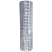 BAT Metalwork  Light Welded Steel Mesh - 6 metre Roll x 1.6mm