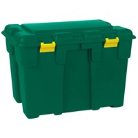 Allibert  Explorer Extra Large Storage Trunk 185 Litre - Green