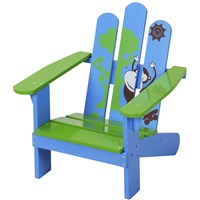 Euroactive  Monkey Adirondack Chair