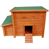 Chanelle  Wooden Chicken Coop