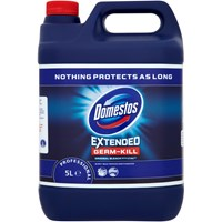 Domestos  Professional Extended Germ-Kill Original Bleach - 5 Litre