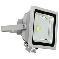 XQLITE  SMD LED Floodlight with Motion Sensor - 50W
