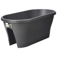 Elho Corsica 60cm Flower Bridge Pot - Anthracite